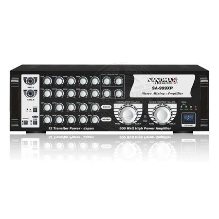 Ampli karaoke Nanomax SA 999XP