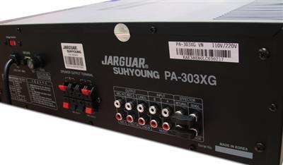 Amply Jaraguar Suhyoung PA-303XG