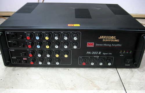 Amply Jarguar Suhyoung PA- 203III