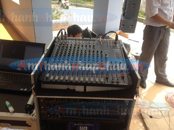 Bộ trung tâm xử lý âm thanh