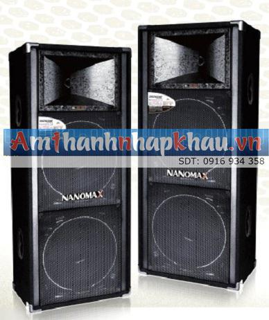 Loa hội trường NANOMAX SK 409