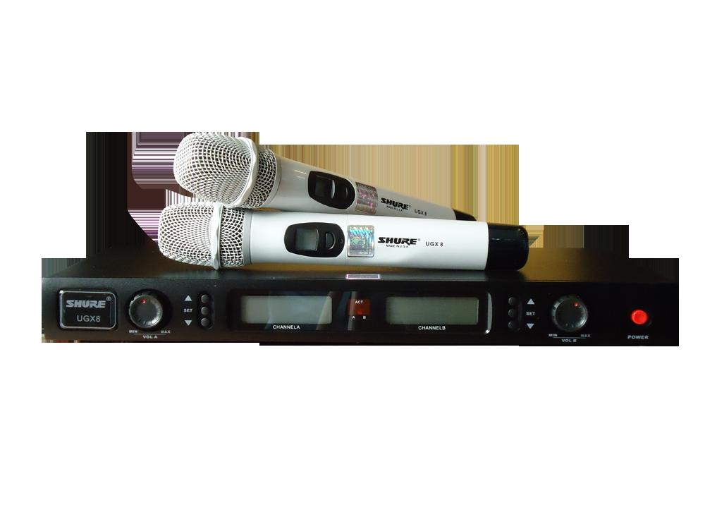 Micro không dây Shure UGX8