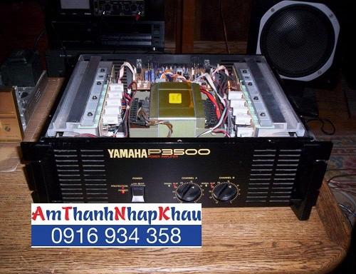 cục đẩy công suất YAMAHA P 3500S
