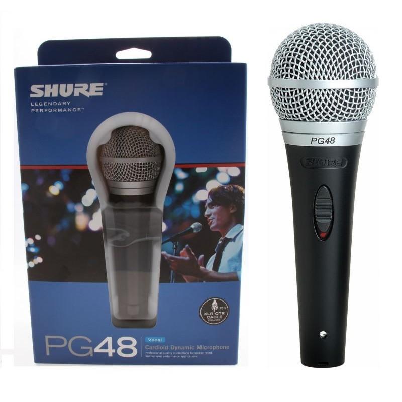 Micro Shure PG 48
