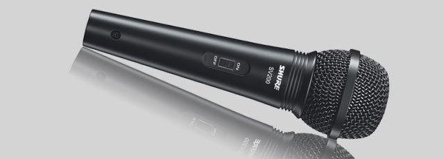 Micro shure SV200 Q