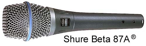 shure-beta-87A