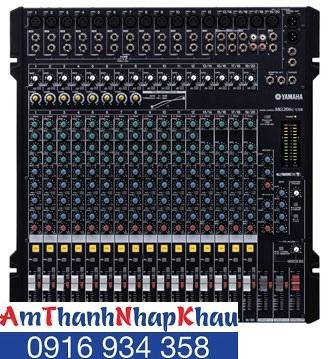 Mixer Yamaha MG206C