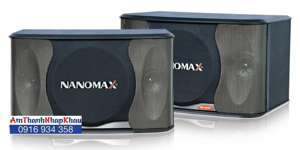 Loa Nanomax BK 300