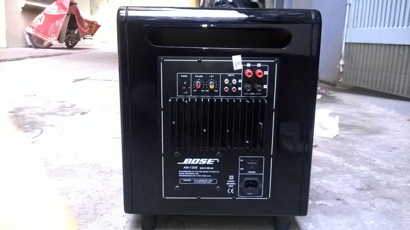 Bose S - 1200