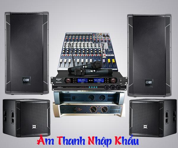 Bán dàn nhạc sống cũ giá rẻ tại AHK Audio
