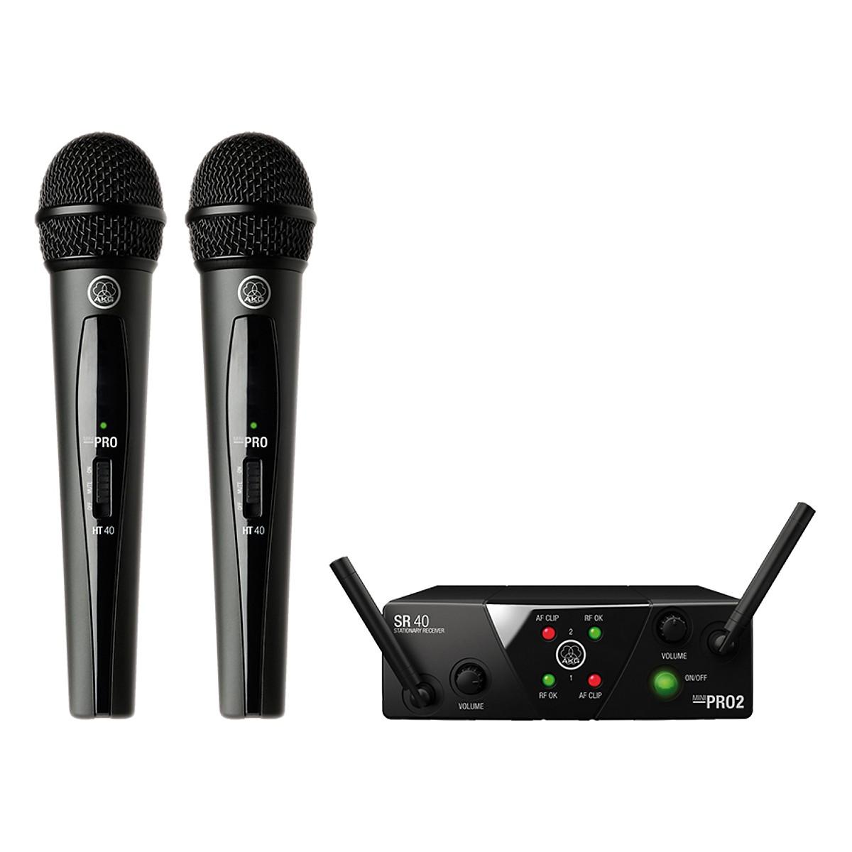 Micro không dây cho dàn karaoke