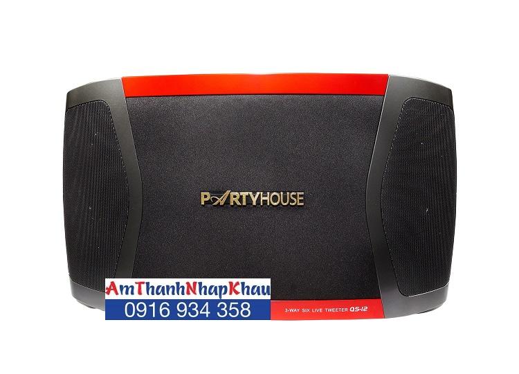 Loa Karaoke Partyhouse QS 10