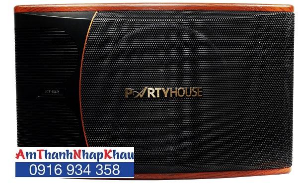 Loa Karaoke Partyhouse KT 512