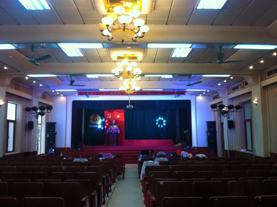 Dự án âm thanh cung hữu nghị Việt Xô