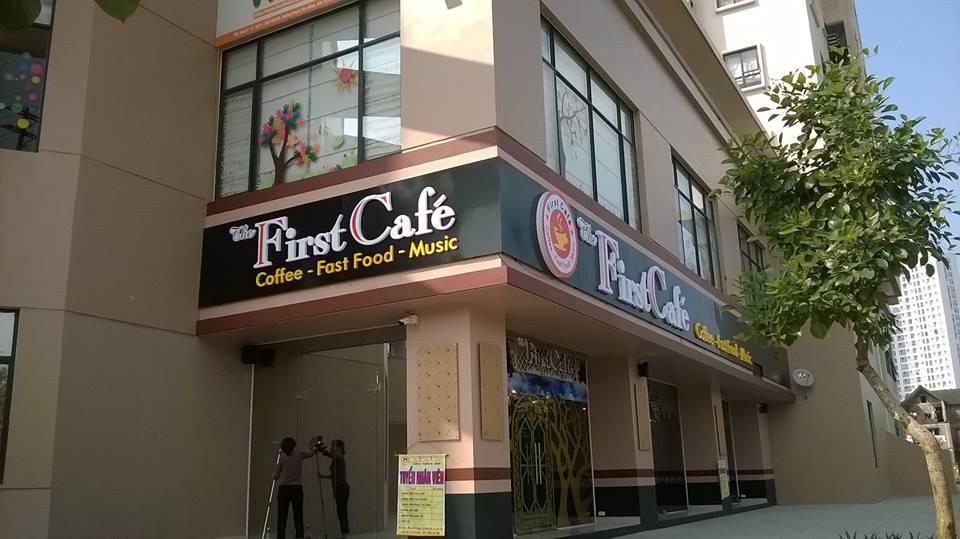 Dự án âm thanh quán Cafe First