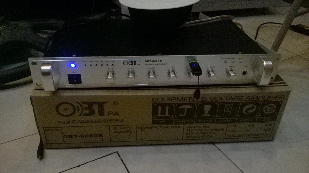 Amply OBT 6060B