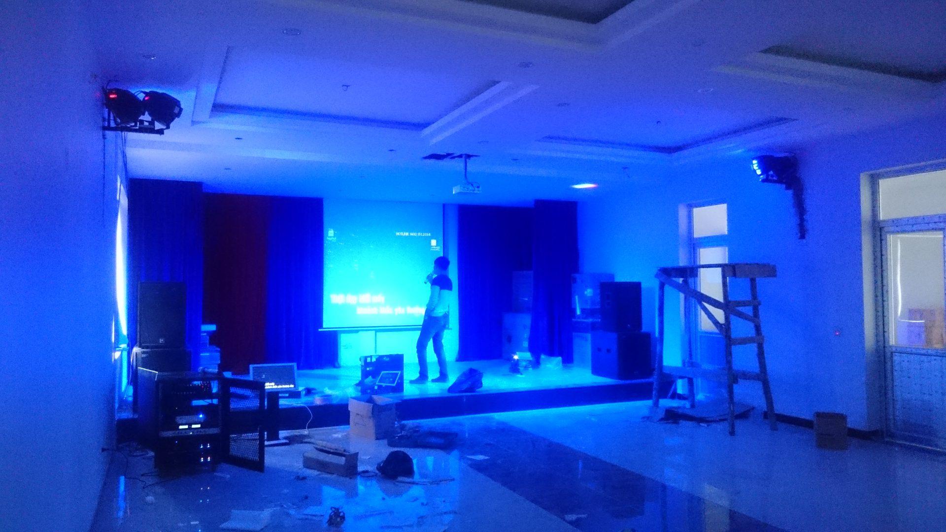 dự án âm thanh