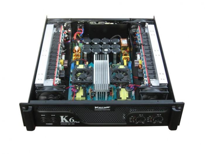Cục đẩy công suất k6 Plus