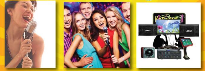 dàn âm thanh karaoke