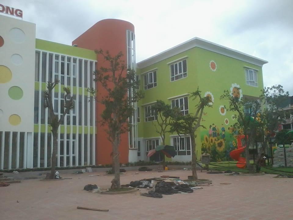 dự án trường mần non Kalong