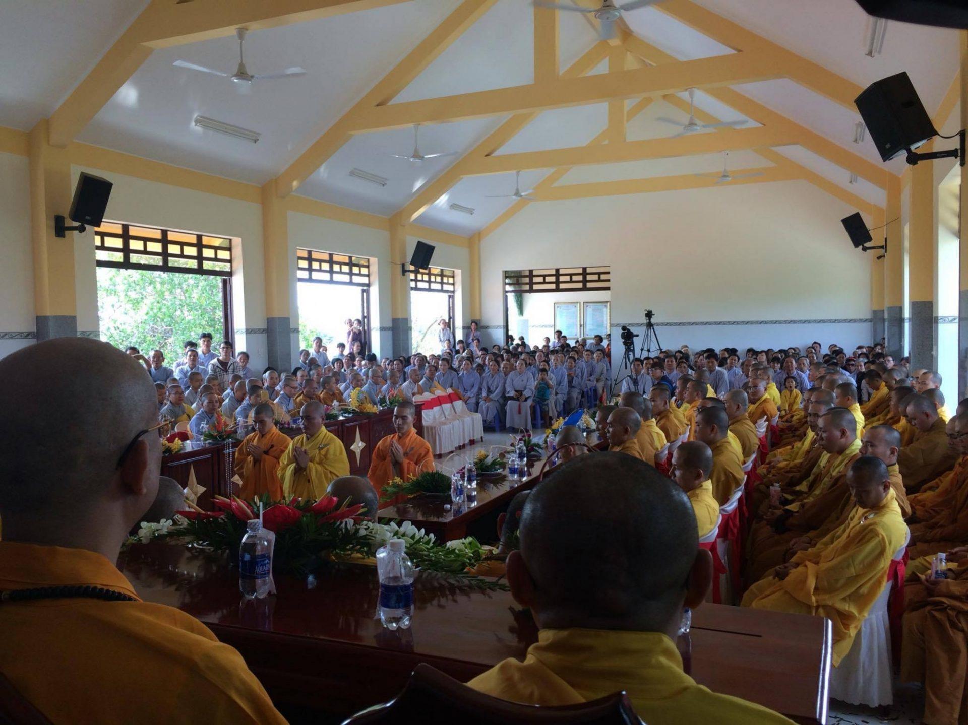 hệ thống âm thanh cho nhà chùa