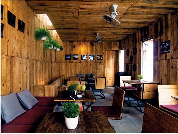 Lắp đặt hệ thống âm thanh cho quán cafe nhỏ