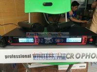 Micro không dây weires U8030