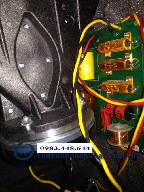 Loa array Pontus Ar215 công suất lớn âm thanh hay chất lượng