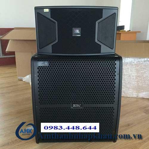 Loa Sub đơn Soundking K18S với công suất uy lực
