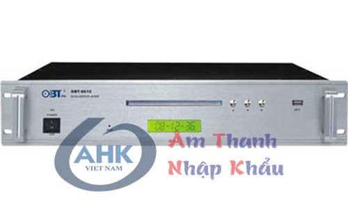 Bộ tạo âm OBT 8610 thiết bị đầu vào CD/MP3