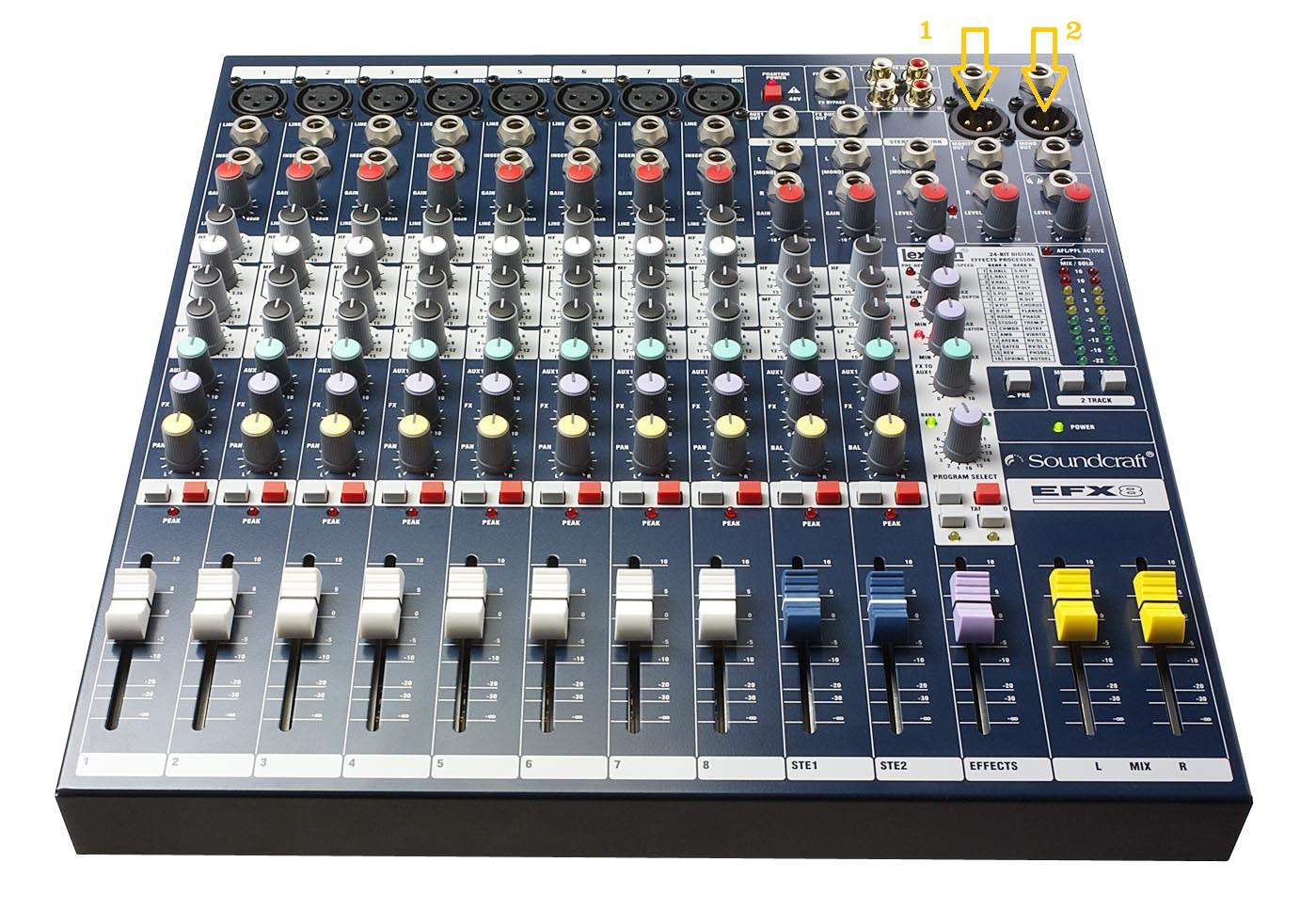 Cách lắp đặt, bố trí hệ thống âm thanh nhà thờ
