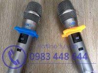 Micro không dây nhập khẩu OBT U5225 giá bình dân cho sân khấu, karaoke