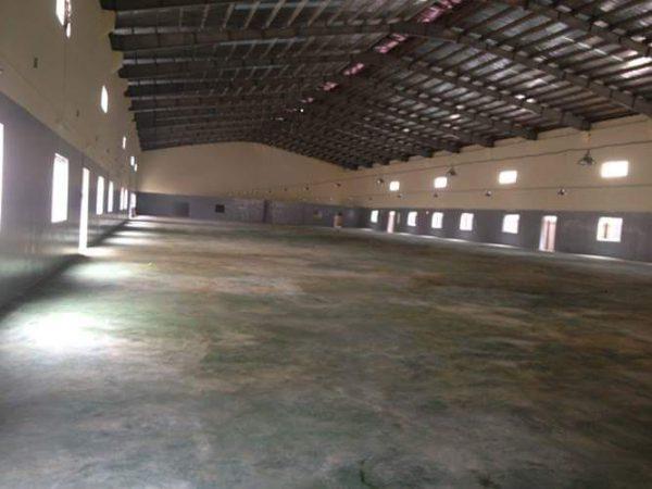 Phương án lắp đặt hệ thống âm thanh cho nhà xưởng 1000 m2