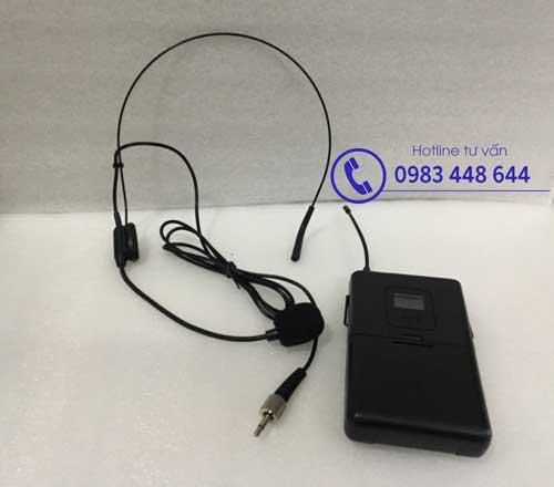 Micro không dây cài đầu, cài áo OBT 5325