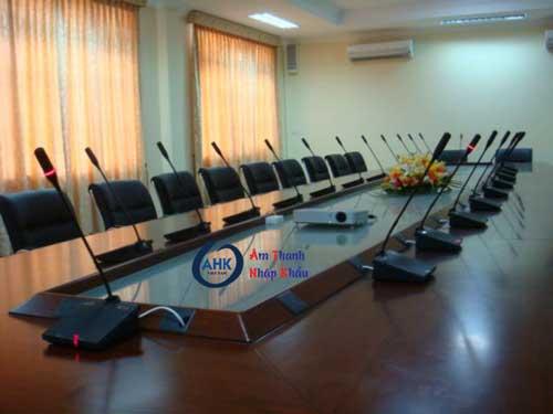 Micro phòng họp để bàn 2018 - Chất lượng vượt trội, gía tốt