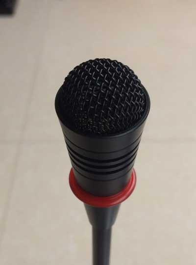 Cấu tạo của micro để bàn, để bục | Âm thanh nhập khẩu-AHK Audio
