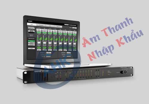 Thiết bị và phần mềm xử lý âm thanh