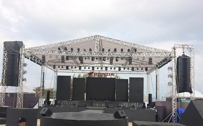 Thiết bị âm thanh, ánh sáng sự kiện chính hãng, giá tốt tại Hà Nội.