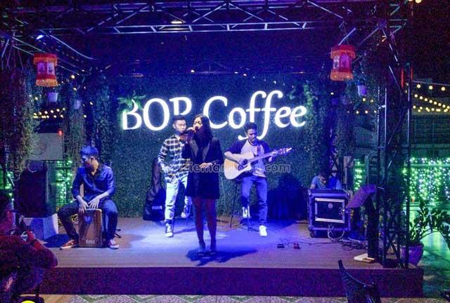 Thiết kế hệ thống âm thanh cho thiên đường cafe Thái Hà