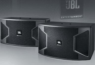 Loa karaokeJBL KS 308 chuyên lắp cho phòng GYM âm bass khỏe nhạc sôi động