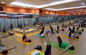 Thiết kế hệ thống âm thanh phòng gym, yoga hiện đại