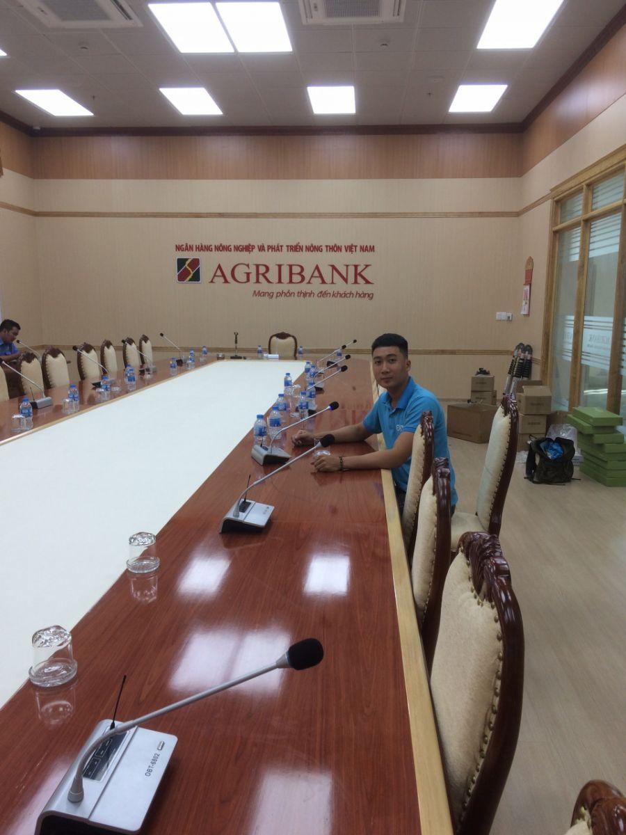 Hình ảnh thực tế dự án Agribank Vũng Tàu