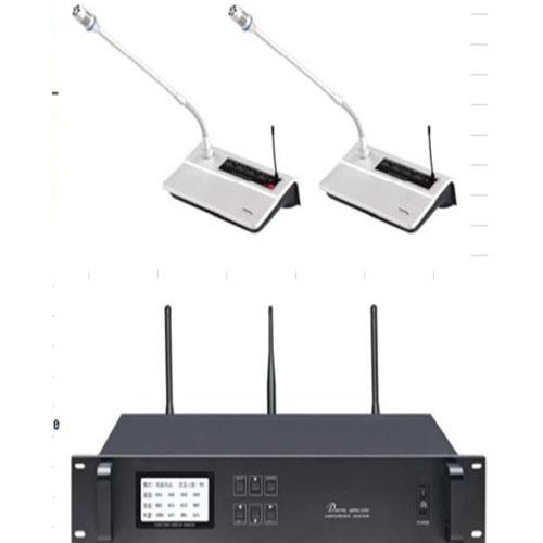 Hệ thống âm thanh hội thảo không dây OBT giá tốt.