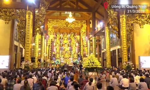 Lắp đặt thiết bị âm thanh cho nhà chùa, đền thờ có thực sự cần thiết?
