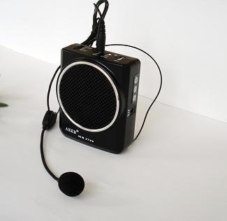 Loa đeo bụng, micro cài tai AKER AK2700