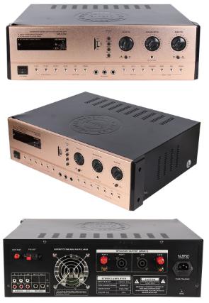 Amply ORIS SM-9702 công suất 600W. 1