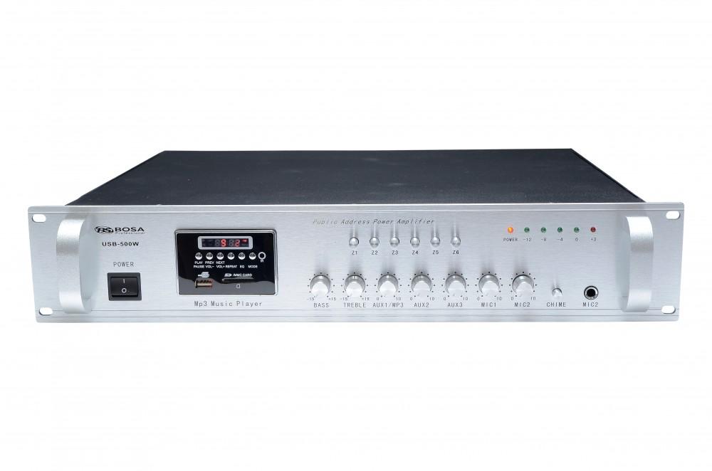 Amply phân tần Bosa USB-500W