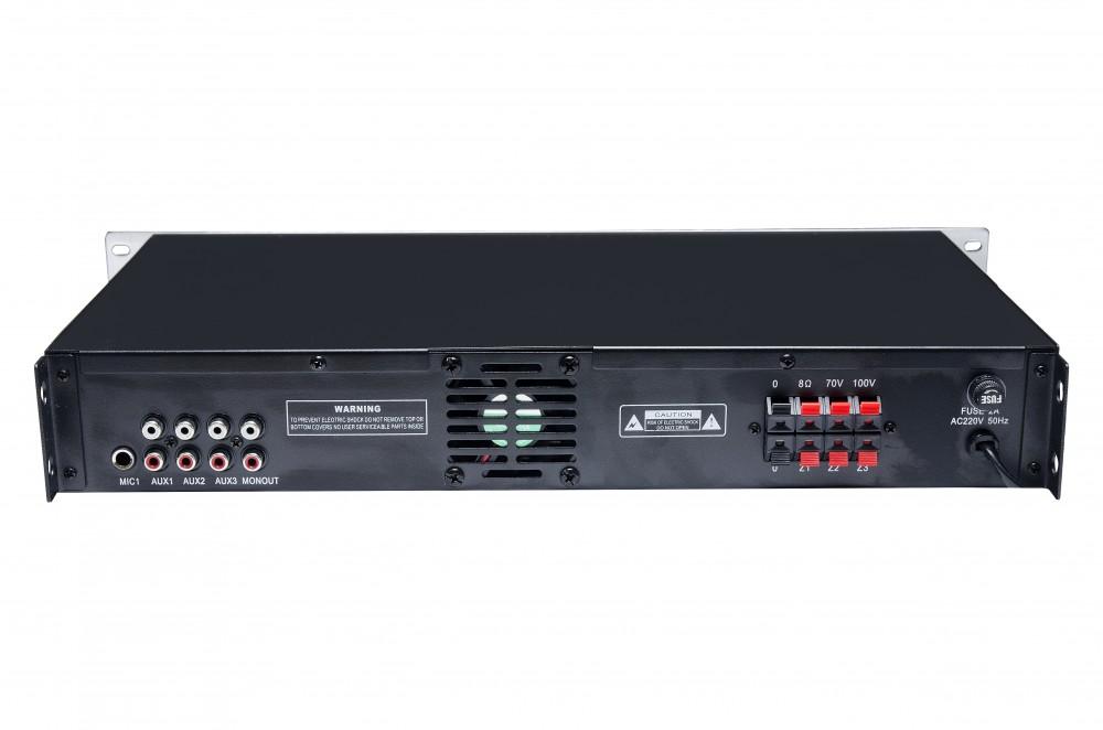 Amply phân tần Bosa 120U-USB hàng chuẩn Đức tại AHK Audio
