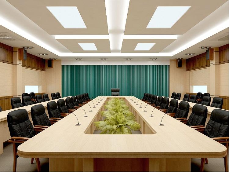 Giaỉ pháp thiết kế hệ thống loa cho phòng họp, hội nghị.