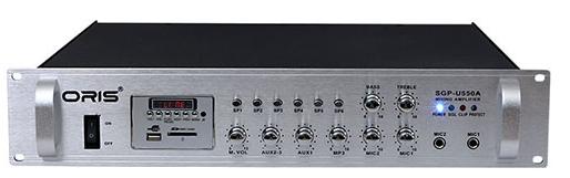 Amply thông báo Oris SGP-U550A 1